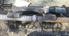 Gas Pressure Welding Of Rebar In Niling