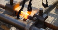 Gas Pressure Welding Of Rebar In Iran 1